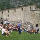 Visita guidata S. Pietro al Monte Civate 17-06-2007