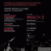 Guida ascolto #Rach2 10-03-2019 - 10