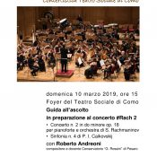 Volantino Guida ascolto Rachmaninov 10-03-2019