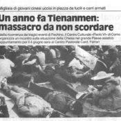 Il Settimanale Tiananmen 02-06-1990