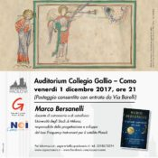 Locandina incontro Bersanelli 01-12-2017