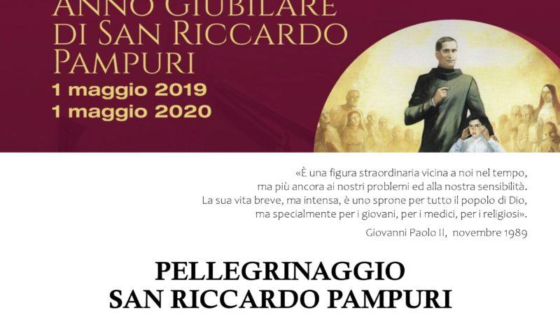 Copertina pellegrinaggio Pampuri 08-03-2020