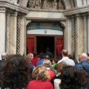 Chiusura mostra - Porta santa 03-04-2016
