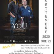 Locandina Film Raffaello 14-09-2020