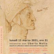 Locandina Dante Motta 15-03-2021