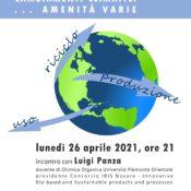 Locandina incontro L. Panza Sostenibilità 26-04-2021